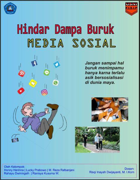 Poster Layanan Masyarakat Go Green Ide Poster